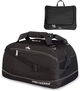 Best high sierra 20 pack-n-go duffel black Reviews