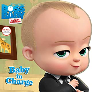 Baby in Charge (The Boss Baby TV)