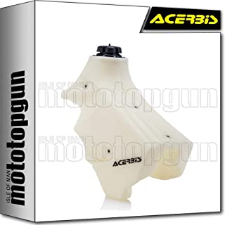 ACERBIS 0023657.120.700 TANQUE CLEAR COMPATIBLE CON YAMAHA YZ 125 2013 13 2014 14 2015 15 2016 16