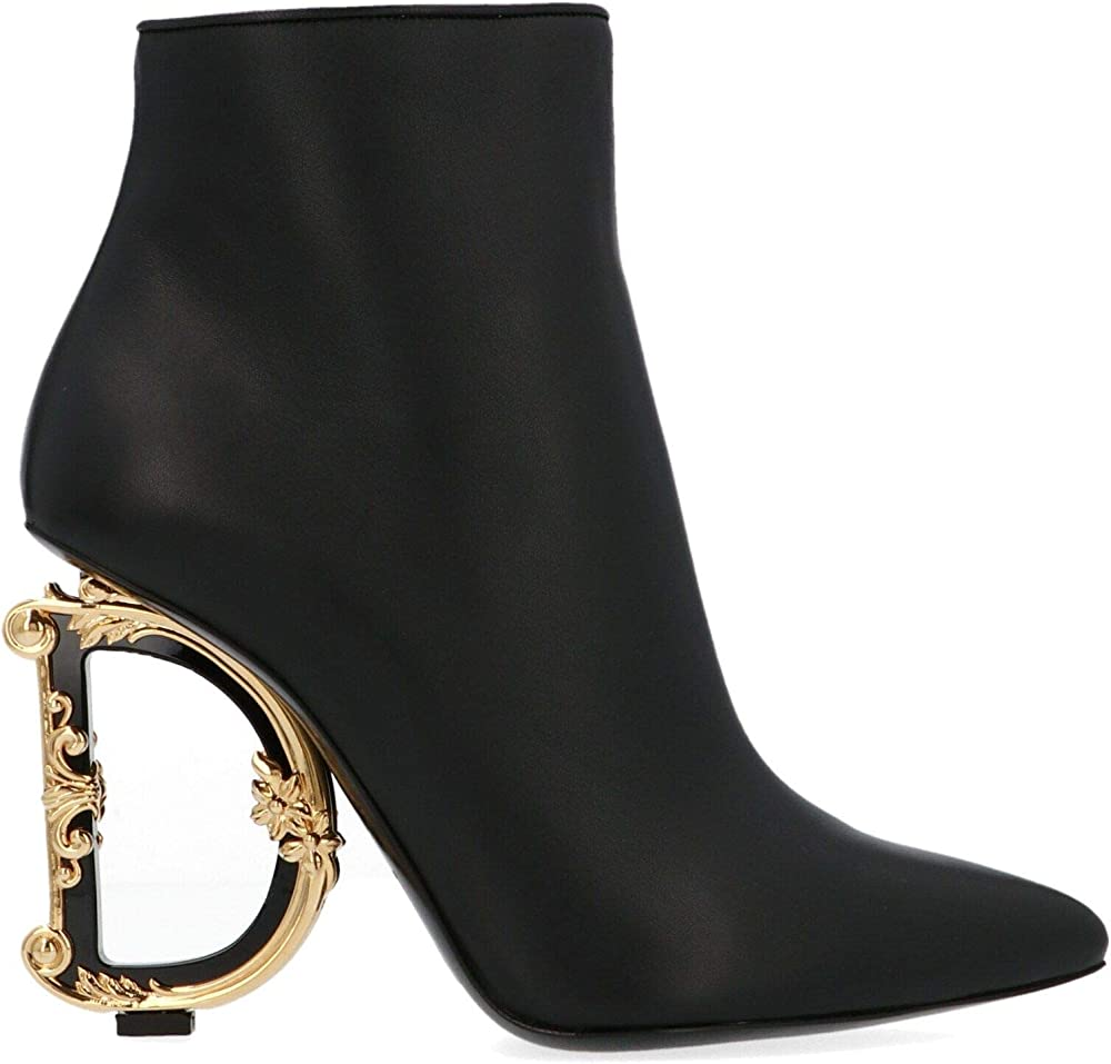 Dolce & gabbana stivaletti da donna luxury fashion in pelle CT0635AV96780999