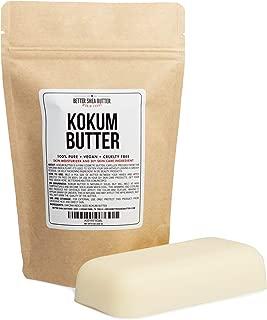 Best kokum butter unrefined Reviews