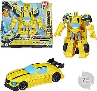 Transformers E1907 Cyberverse Ultra Class Action Attacker Bumblebee