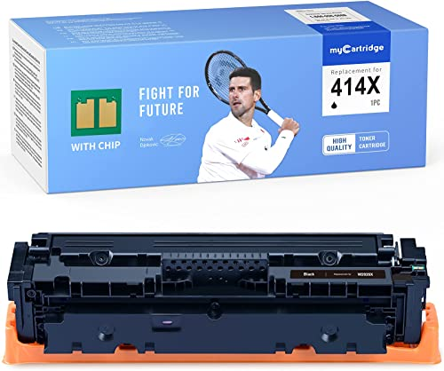 wholesale MYCARTRIDGE (with CHIP) high quality Remanufactured Toner Cartridge Replacement for HP sale 414X 414A W2020X W2020A for Color Laserjet Pro M454dw M479fdw M454dn M479fdn M479dw (1 Black) sale