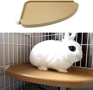 Alfie Pet - Curran Lookout Platform for Mouse, Chinchilla, Rat, Gerbil and Dwarf Hamster
