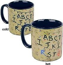stranger things heat reveal mug