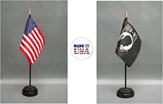 Made in The USA. 1 American and 1 Prisoner of War (POW MIA) 4