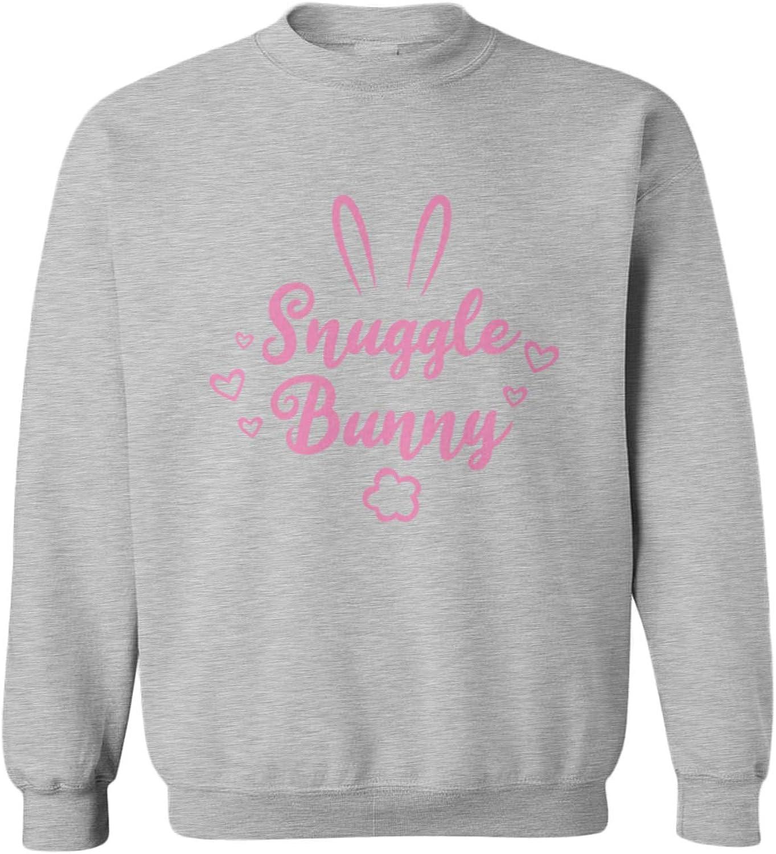 Tcombo Snuggle Bunny - Cuddle Toddler Adorable Fleece Crewn unisex Max 63% OFF Cute