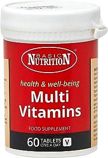Basic Nutrition Multivitamins 100% RDA