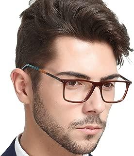 OCCI CHIARI Men Computer Glasses Blue light filter Eyeglasses Eyewear Rx Spring Hinge