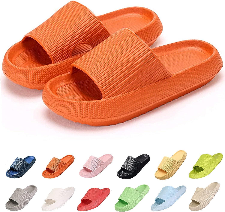 Pillow Slides Slippers Sharllen Non-Slip Translated Sl Spa List price Bathroom Shower