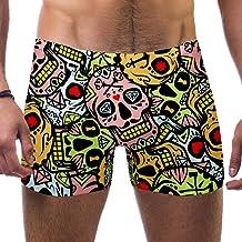 TIZORAX heren zwembroek shorts seamless suugar sku...
