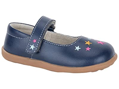 See Kai Run Kids Ginny (Toddler/Little Kid) (Navy/Stars) Girl