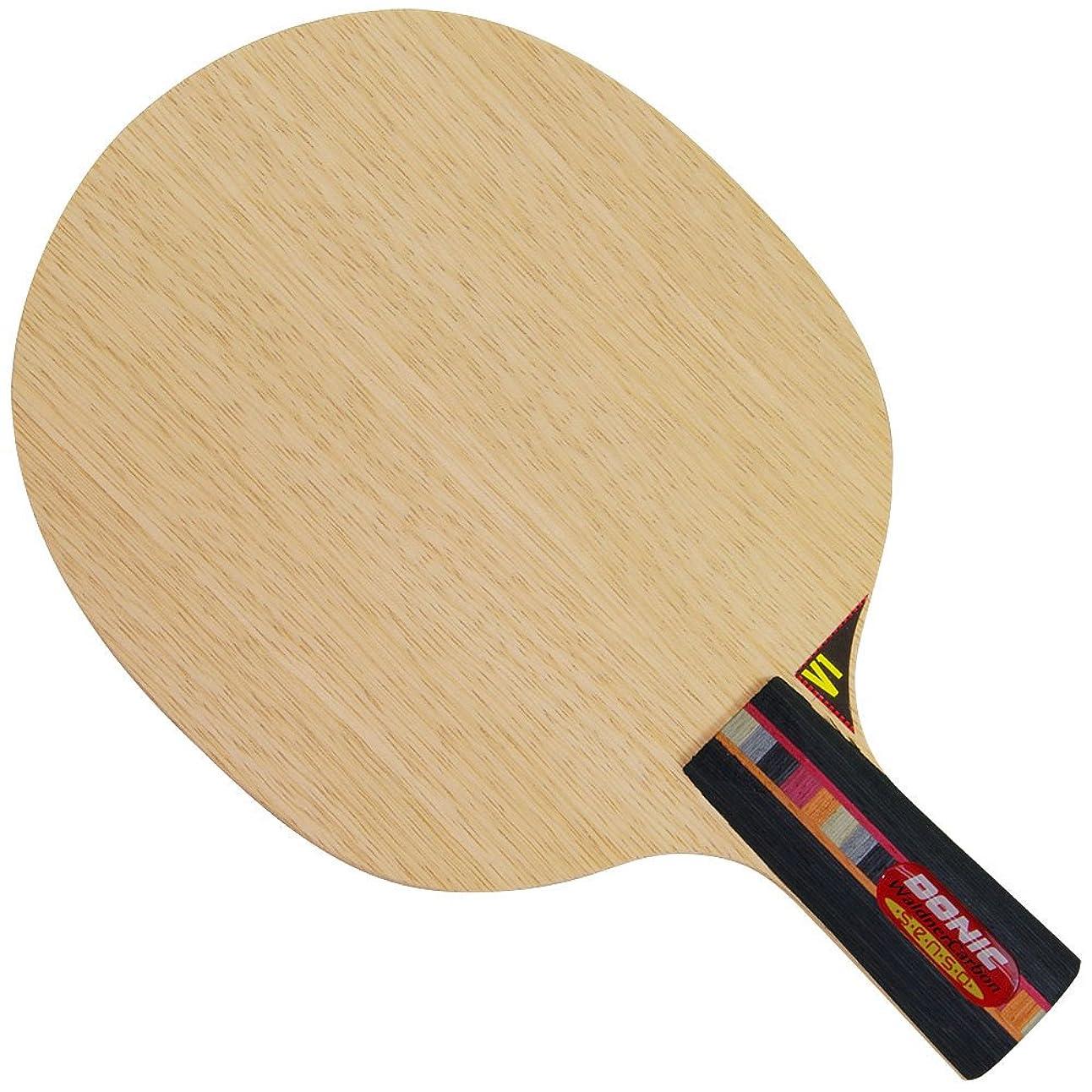 社会抹消スナックDONIC(ドニック) 卓球 ラケット ワルドナー センゾー カーボン 中国式タイプ BL014CHN