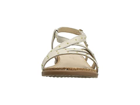 Hush Puppies Dalmatian Pinstud Ivory Leather Inexpensive For Sale Pre Order Cheap Sale High Quality Hx6nohf8