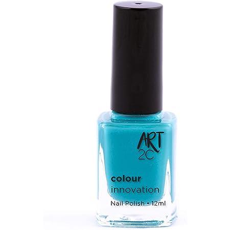 Art 2C Riverdale Colour Innovation Classic Nail Polish - Smalto per unghie classico, 96 colori, 12 ml, colore: 1002