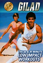 Gilad: The 60 & 30 Minute Low Impact Workouts