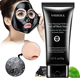 Best charcoal peel mask Reviews