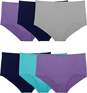 Fruit of the Loom Women's Underwear (Pack of 6)