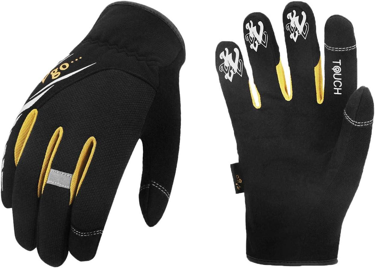 Vgo 3Pairs High Dexterity Light Limited time sale Glove Rigger Mechanic Duty Glov Austin Mall