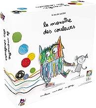Asmodee-Le Monstre des Couleurs, PUBCM01FR, Jeu Famille