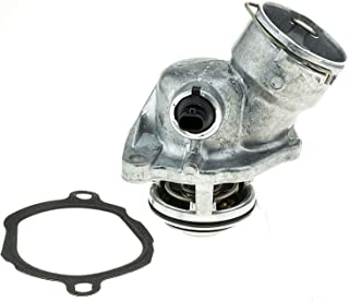 MotoRad 668-212 Integrated Housing Thermostat - 212 Degrees | Fits select Mercedes-Benz C230, C250, C280, C300, C350, CLK350, E280, E300, E350, GLK350, ML350, ML450, R350, S400, SLK280, SLK300, SLK350