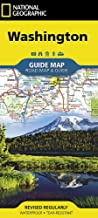 Washington (National Geographic Guide Map)