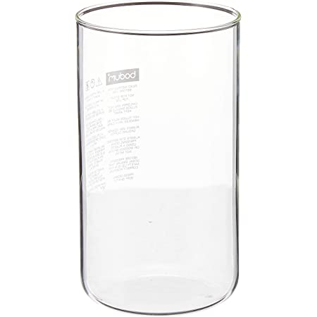 Bodum Chambord Locking Lid French Press Spoutless Spare Carafe 34 Oz Clear French Presses Kitchen Dining