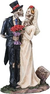 Love Never Dies Wedding Couple Figurine