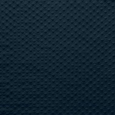 EZ Fabric Silky Minky Dot, Navy