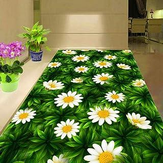 whmyz 3D Dessin animé Enfants Rampant Couverture dans la Porte Salon canapé Table Basse Chambre Chevet Tapis Toilette Sall...