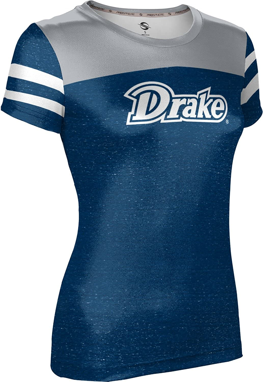 ProSphere Drake University Girls' Performance T-Shirt (Game Time)