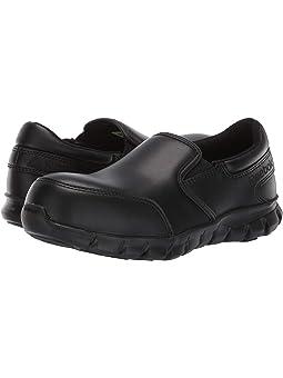 Ninguna Salón de clases Por qué no  Reebok slip resistant shoes + FREE SHIPPING | Zappos.com