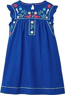 Fiream Girls Cotton Long Sleeve Dress