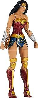 DC Collectibles Essentials: Wonder Woman Action Figure, Multicolor