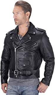 Motorcycle Leather jacket for Men
