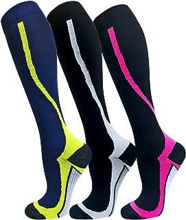 Copper Compression Socks For Men & Women(3...