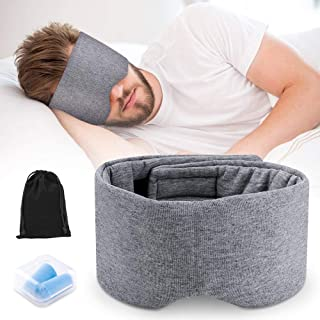 sleep mask for men by TXFHLXW