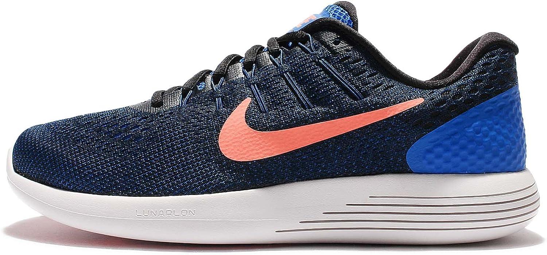 Nike Men's 843725-402 Trail Running shoes, bluee (Hyper Cobalt Bright Mango-Black), 40 40 EU