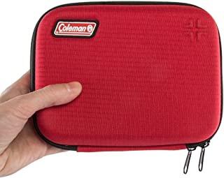 Coleman 78pc First Aid Kit Emergency Safety Supplies Home Pack Zip Travel Case