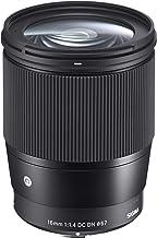 $398 » Sigma 16mm f/1.4 DC DN Contemporary Lens for Leica L