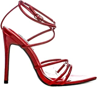 4efa23157 Amazon.com: CAPE ROBBIN - Heeled Sandals / Sandals: Clothing, Shoes ...