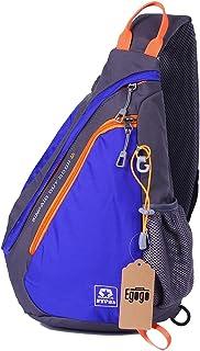 EGOGO Multi-Functional Sling Pack Backpack Cross Body Pack Shoulder Sling Bag E300-5