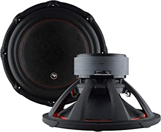 AudioPipe TXX-BDC4-15D 15 Inch 2,800 Watt High Performance Powerful Dual 2 Ohm DVC Vehicle Car Audio Subwoofer Speaker Sys... photo