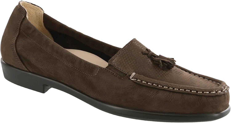 SAS San Antonio skormaker kvinnor Hope Loafer Flat Flat Flat skor  billigt och mode