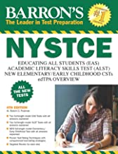 Download NYSTCE: EAS / ALST / CSTs / edTPA (Barron's Test Prep NY) PDF
