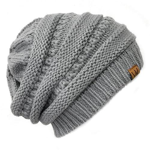 185cc15feeb Wrapables Slouchy Winter Beanie Cap Hat