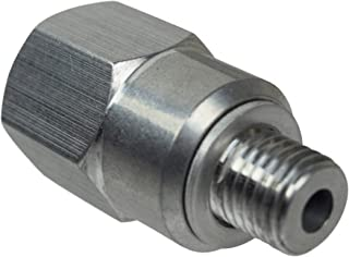 ICT Billet LS Engine Swap M12 1.5 Adapter to 1/8 NPT Coolant Temperature Sensor Water LS1 LSX LS3 LS2 LH6 L92 L76 LY2 LY5 LY6 LC9 LFA LH8 LMG L98 L9H L20 L94 LZ1 L99 L96 LC8 L77 551159