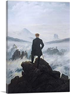 Best wanderer above the sea of fog print Reviews