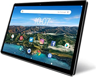 Android Tablet 10 inch, PRITOM M10, 2 GB RAM, 32 GB Android 9.0 Tablet, 10.1 inch IPS HD Display,...