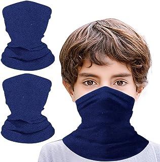 قناع الوجه للأطفال من الأولاد والبنات بالاكلافا قناع الوجه وشاح سحري متعدد الوظائف